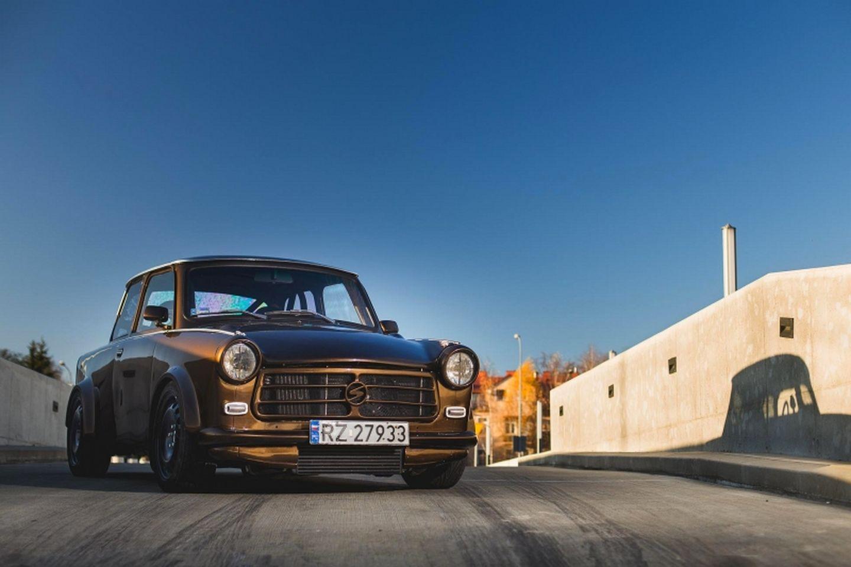 Trabant Turbo 1