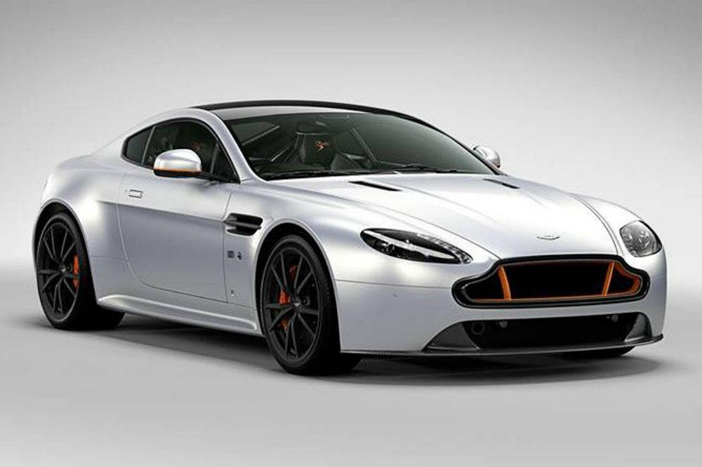 Aston Martin V8 Vantage S Blades Edition 1