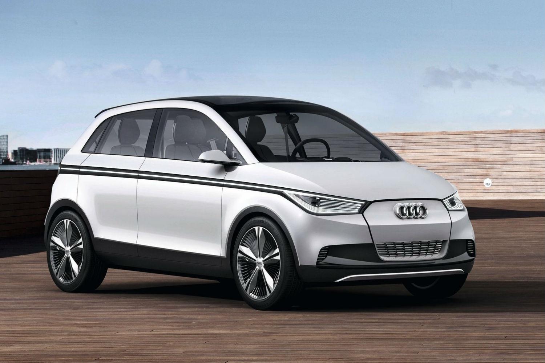 Audi A2 Concept 1