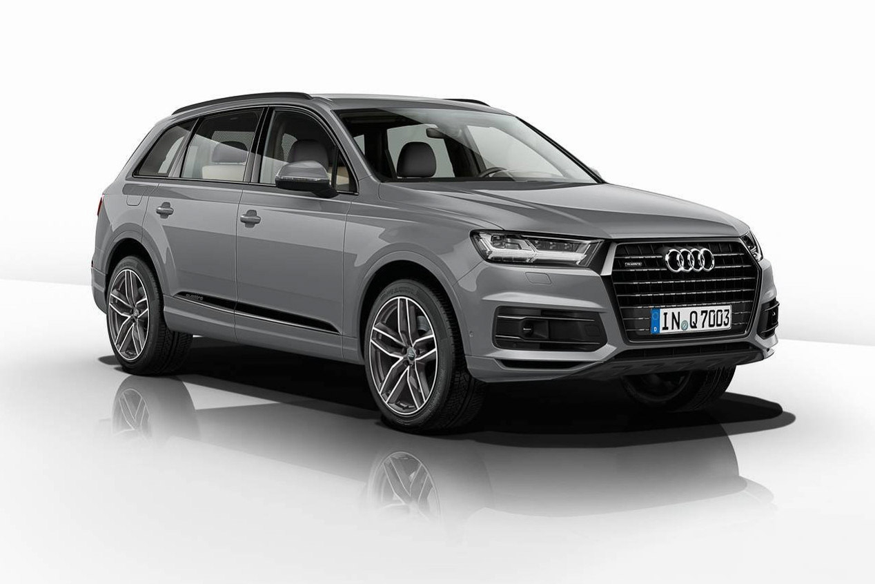 Audi Q7 Exclusive: como su propio nombre indica…