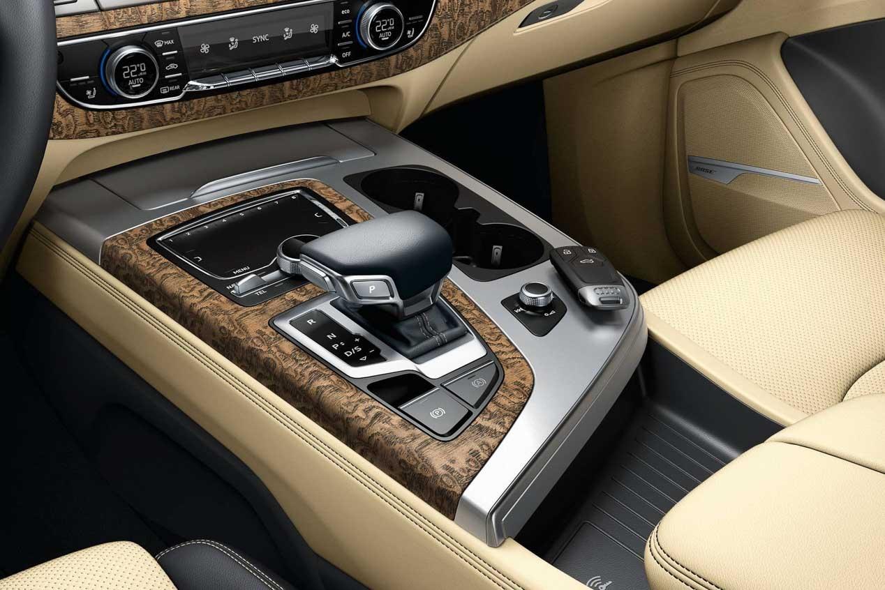 Audi Q7 Exclusive 2