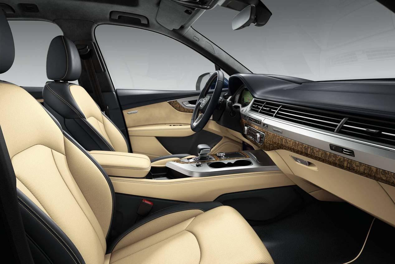 Audi Q7 Exclusive 3