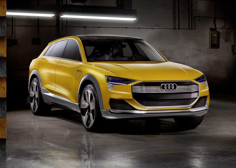 Audi h-tron quattro concept 1