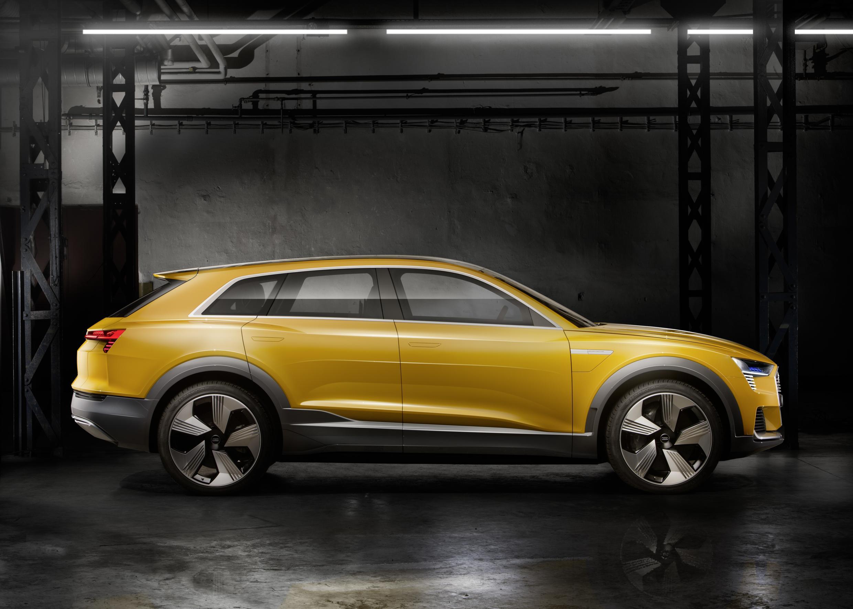 Audi h-tron quattro concept 2
