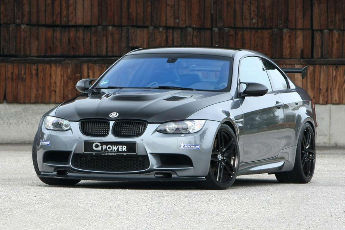 BMW M3 RS E9X G-Power 1