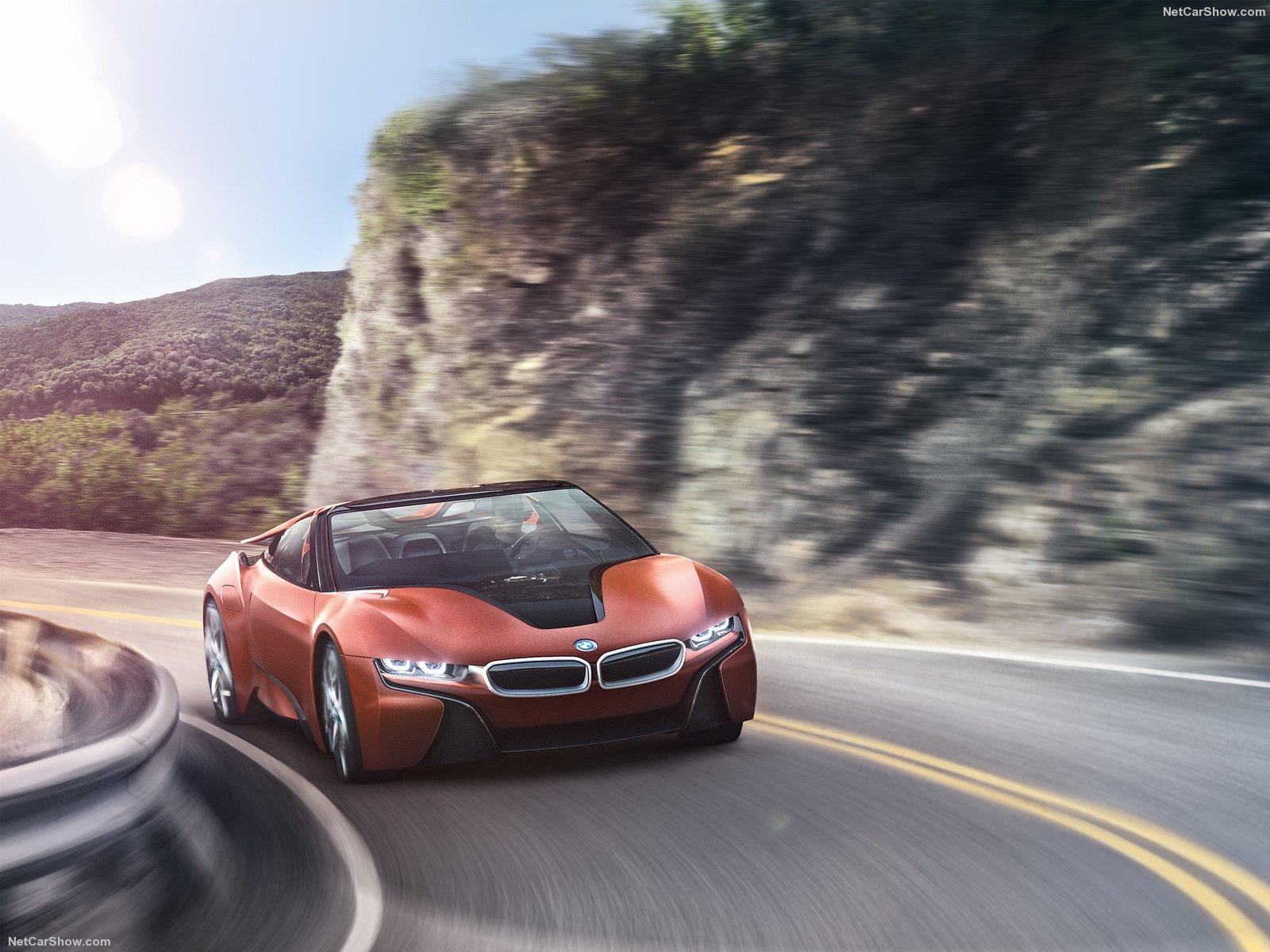 BMW i Future Vision Interaction 1