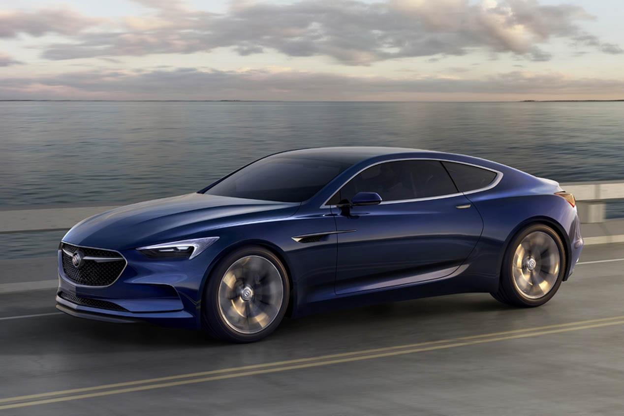 Buick Avista Concept 1