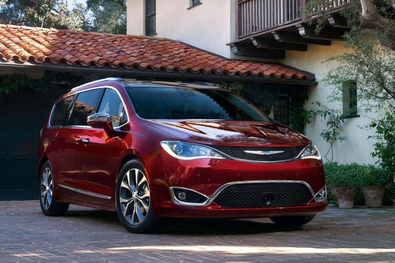 Chrysler Pacifica 4