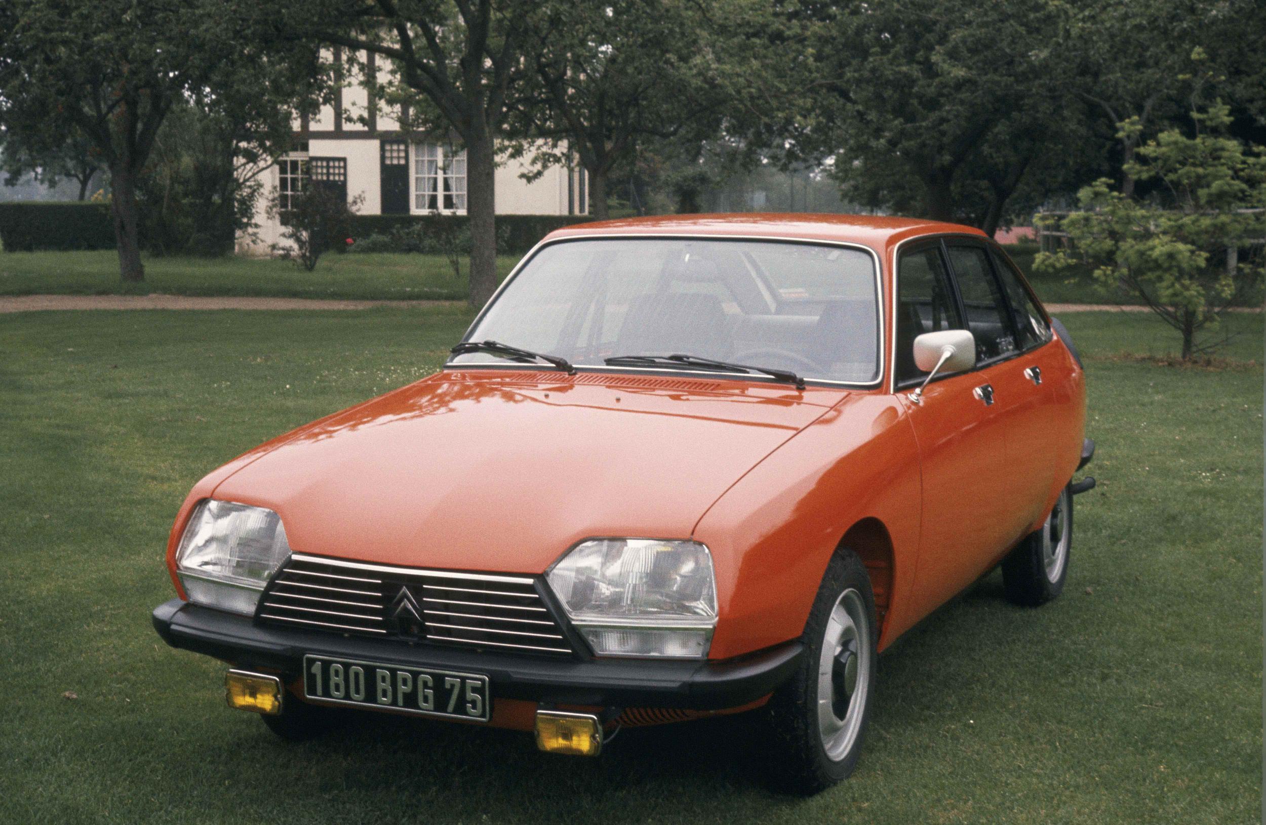 Citroën GS, 45 años de un mito