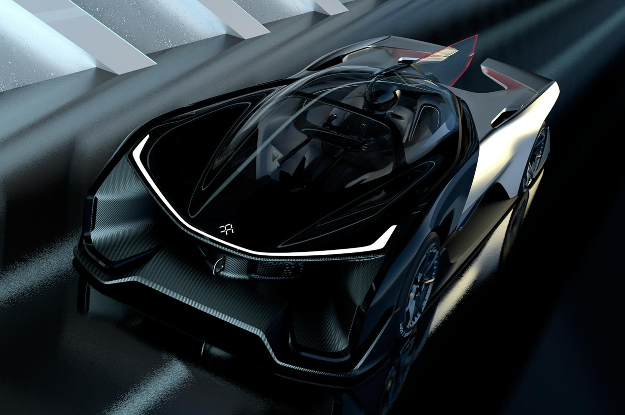 Faraday Future FFZERO1 Concept 3
