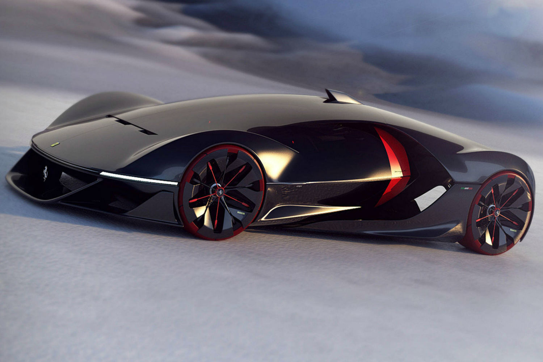Ferrari Manifesto Concept 1