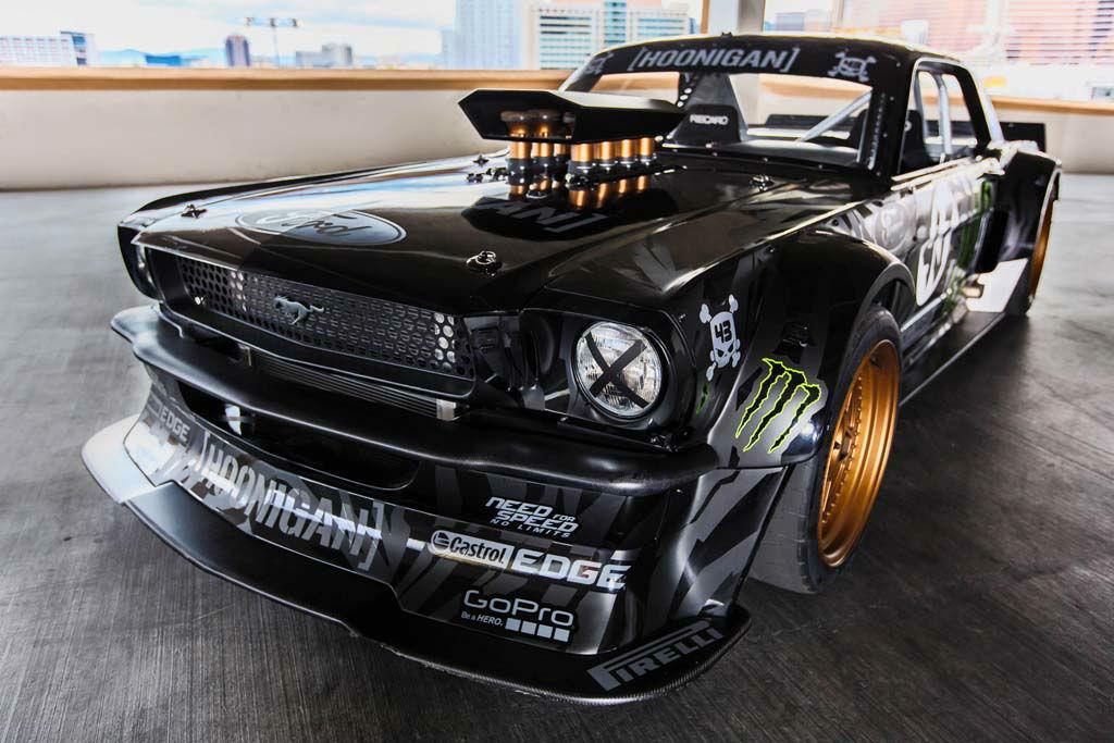 Ford Mustang Hoonicorn RTR 1