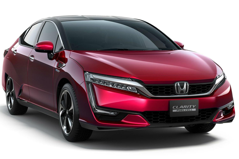 El Honda Clarity Fuel Cell costará unos 55.000 euros