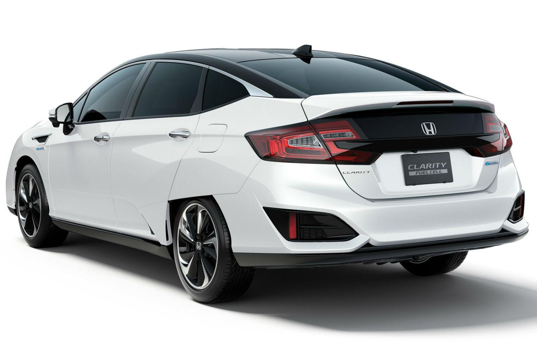 Honda Clarity Fuel Cell 2