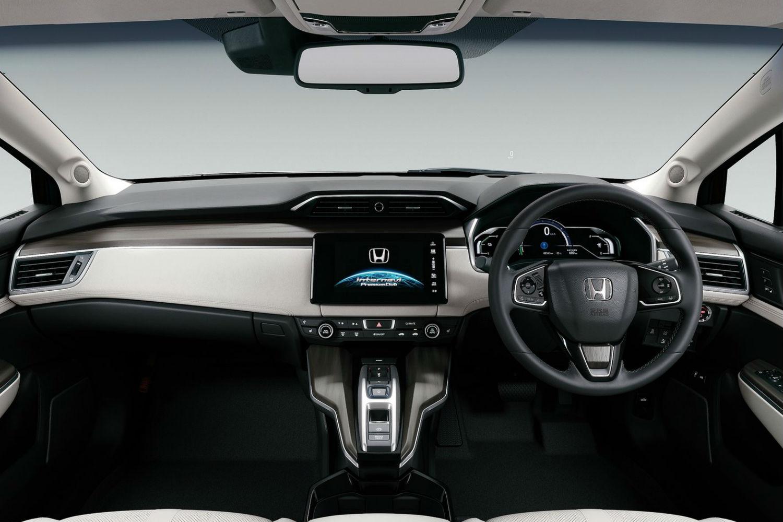 Honda Clarity Fuel Cell 3