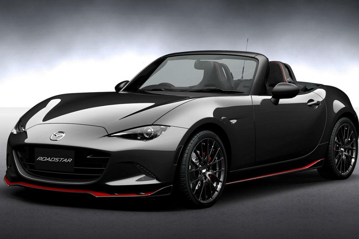 Mazda MX-5 RS Racing Concept