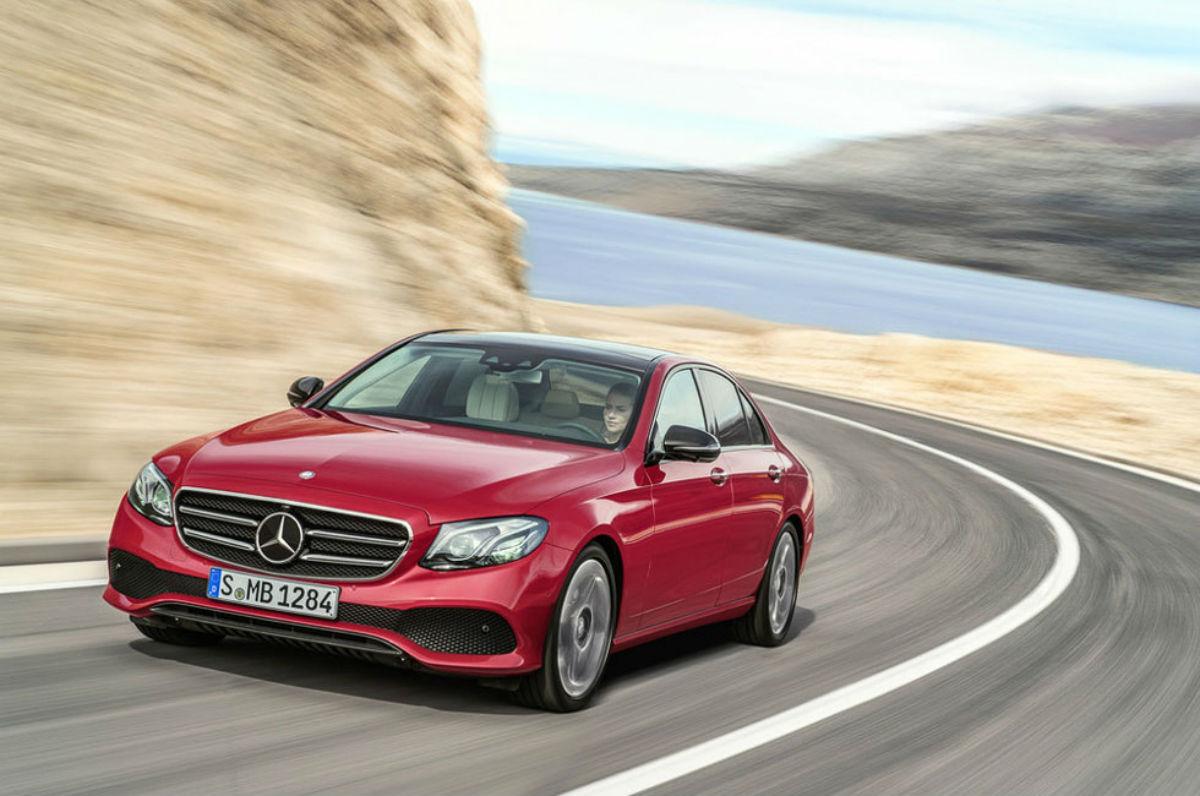 Mercedes Clase E 1