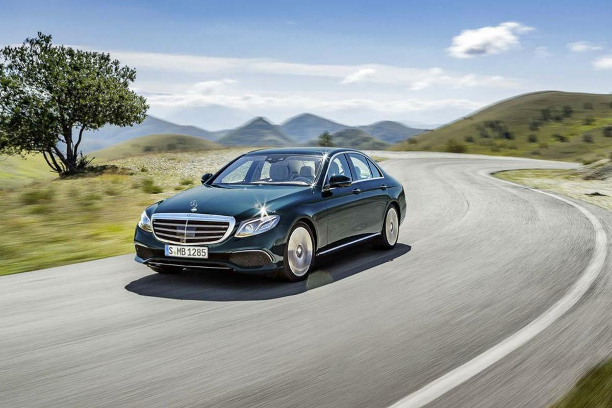 Mercedes Clase E 3