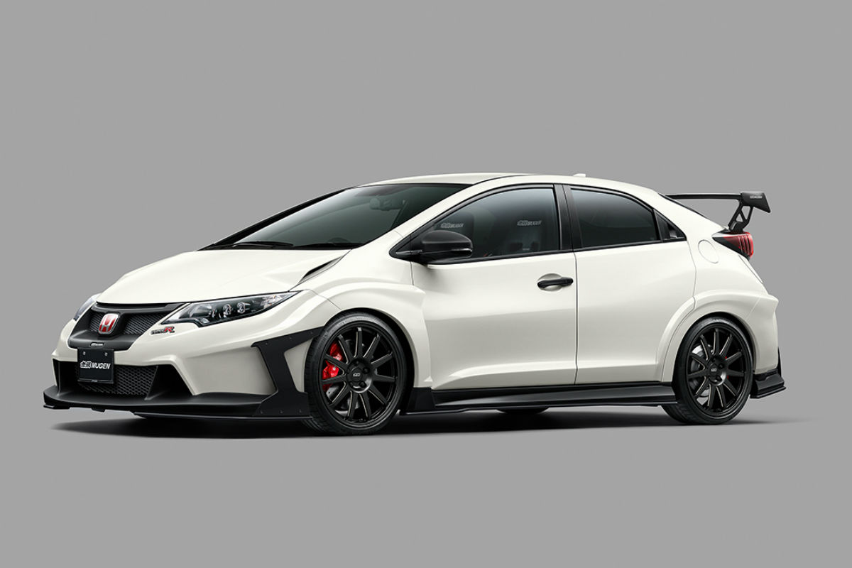Mugen Civic Type R Concept