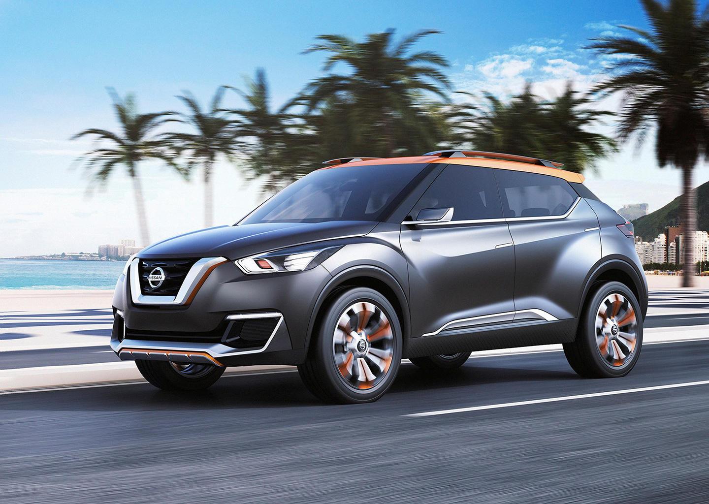 Nissan Kicks 2