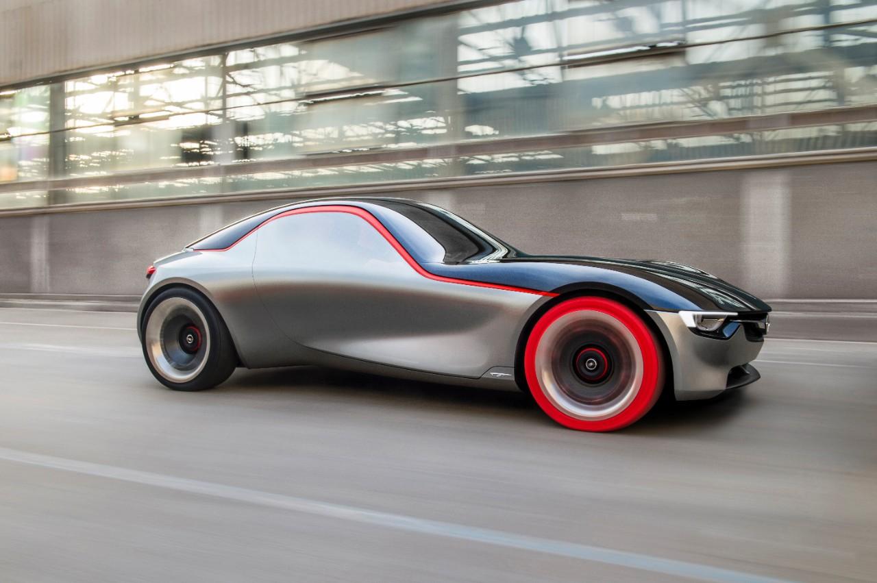 Opel GT Concept 1