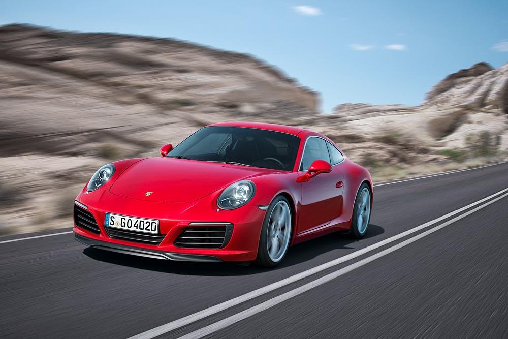 Porsche 911 Carrera S 6
