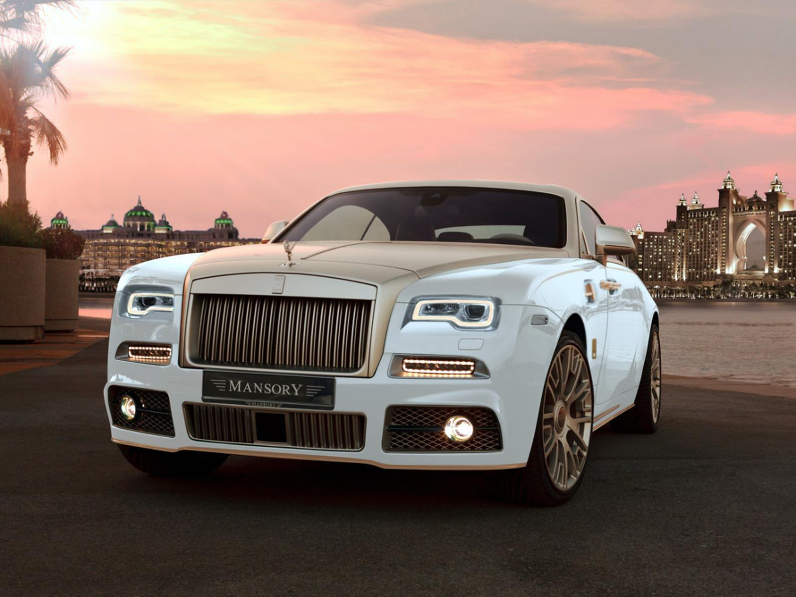Rolls-Royce Wraith Palm Edition 999 1