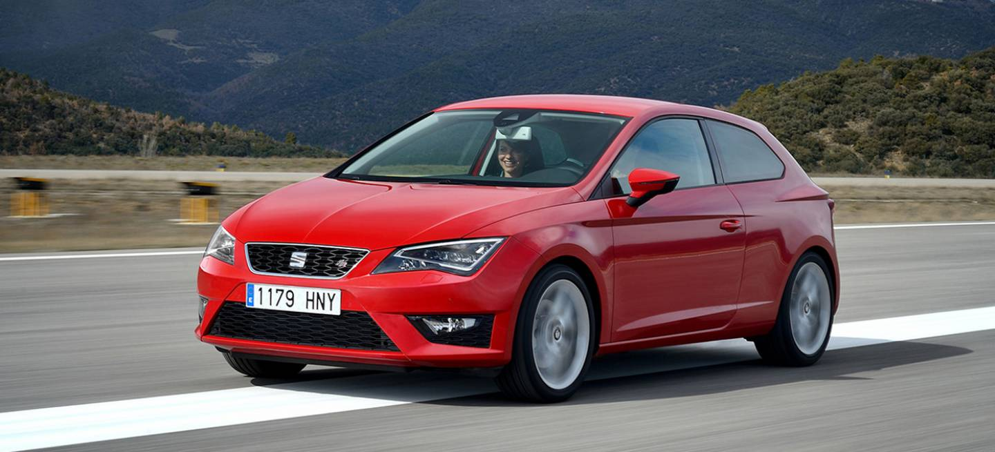 Seat Leon FR Advanced 1