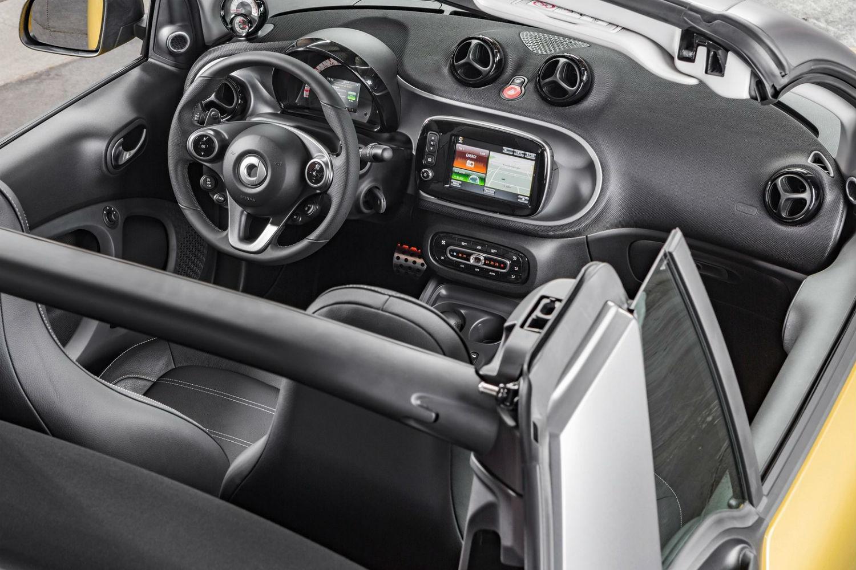 Smart ForTwo Cabrio 4