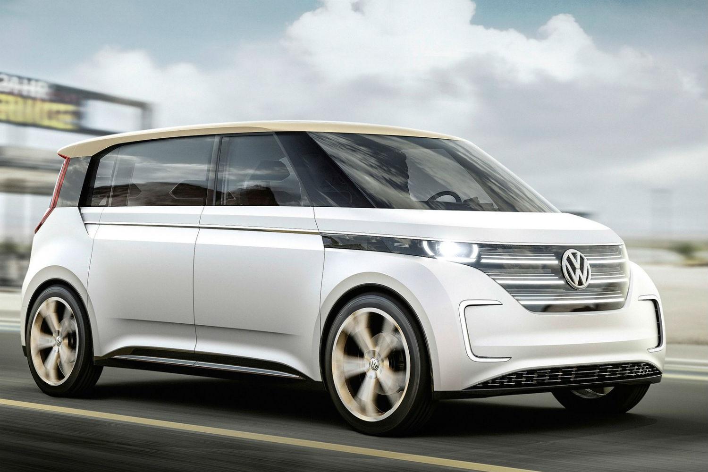 Volkswagen BUDD-e Concept, ¿el futuro Bulli eléctrico?