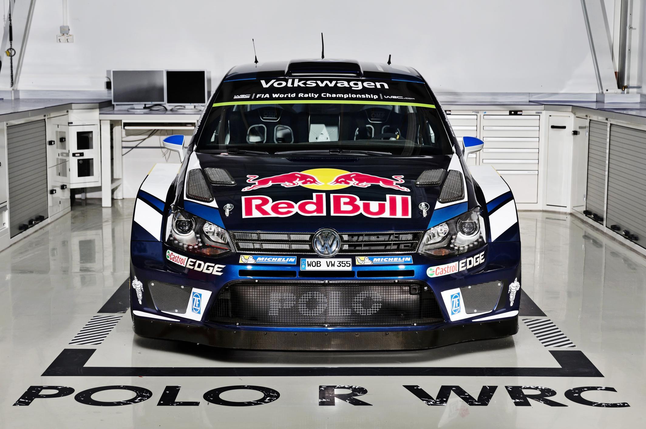 Volkswagen Polo WRC 1