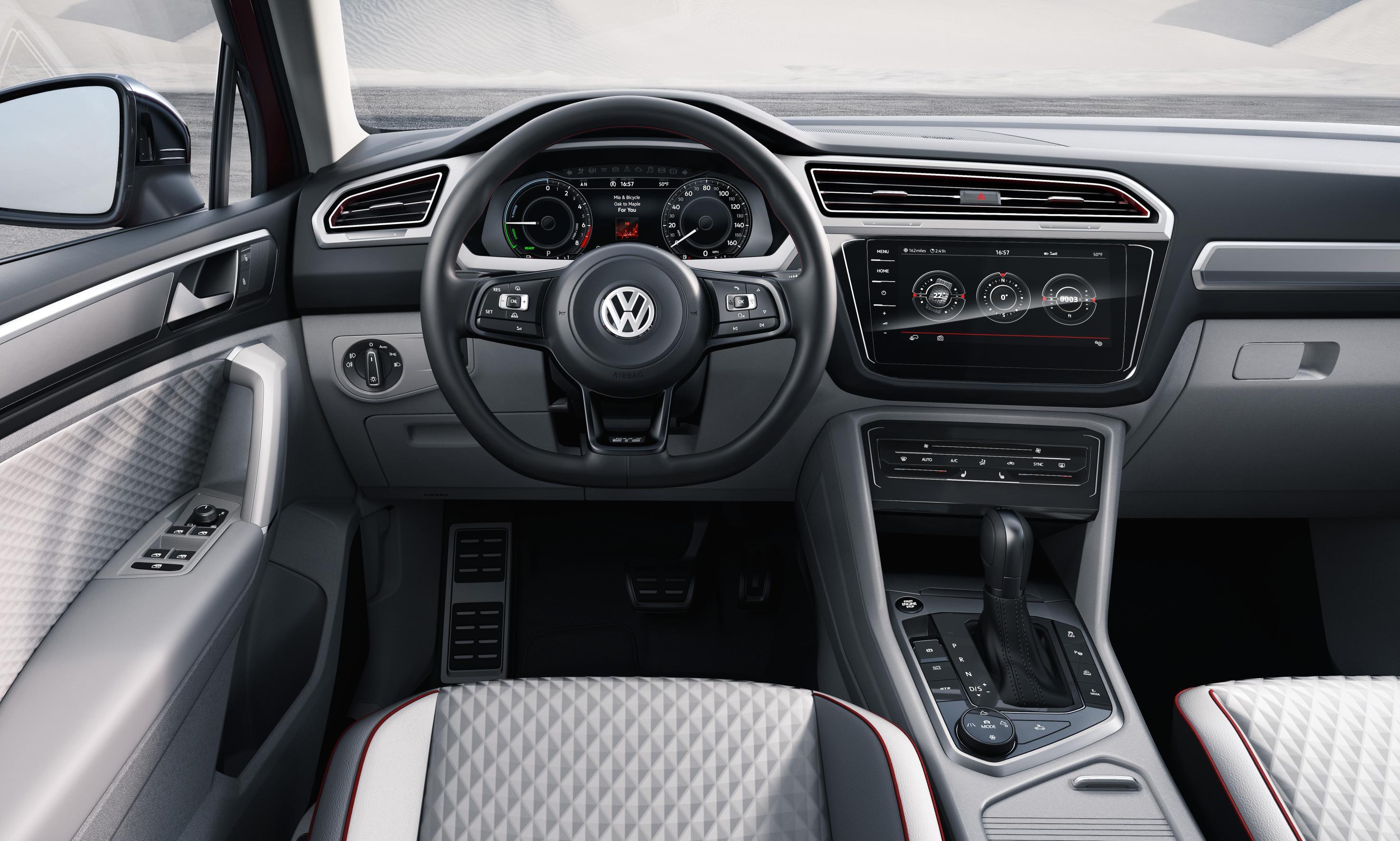 Volkswagen Tiguan GTE Active Concept 3