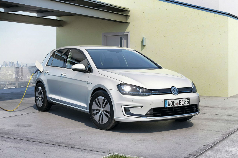 Volkswagen e-Golf 1