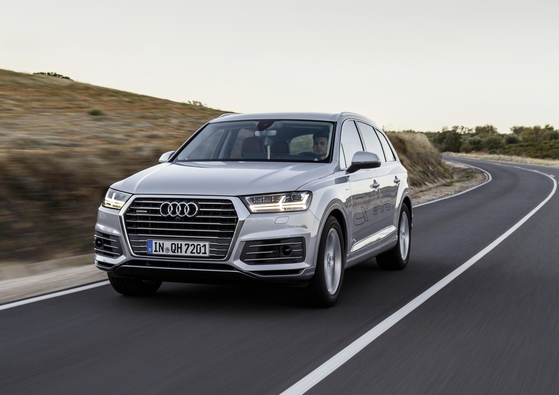 Audi Q7 e-tron quattro 1