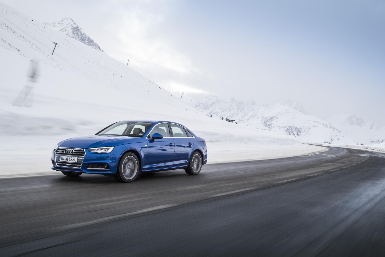 Audi Quattro 1