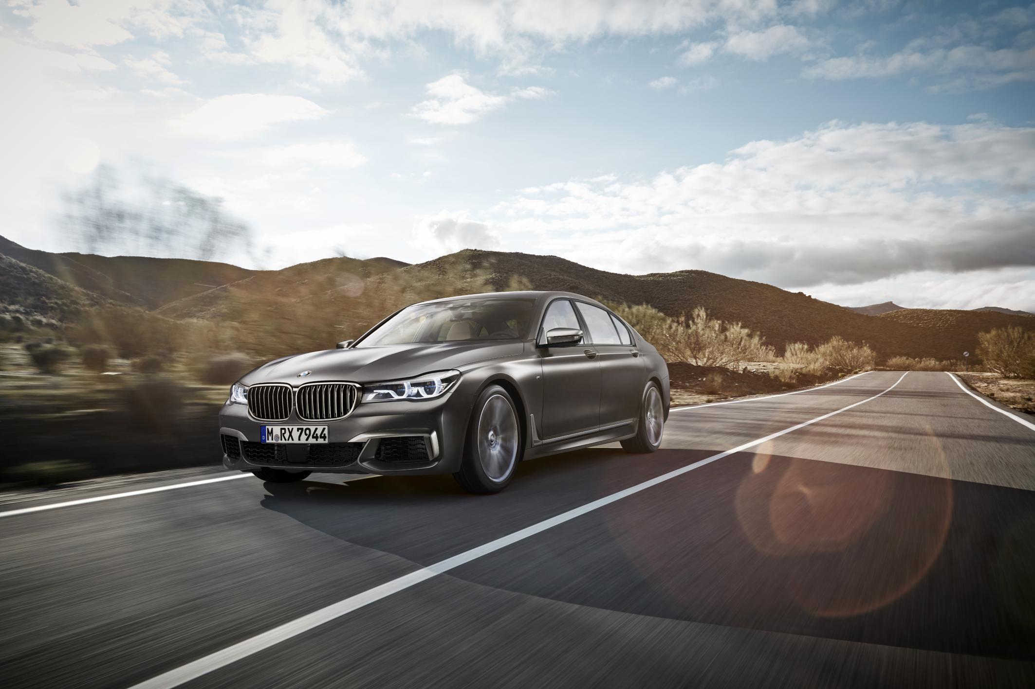 BMW M760Li xDrive 1