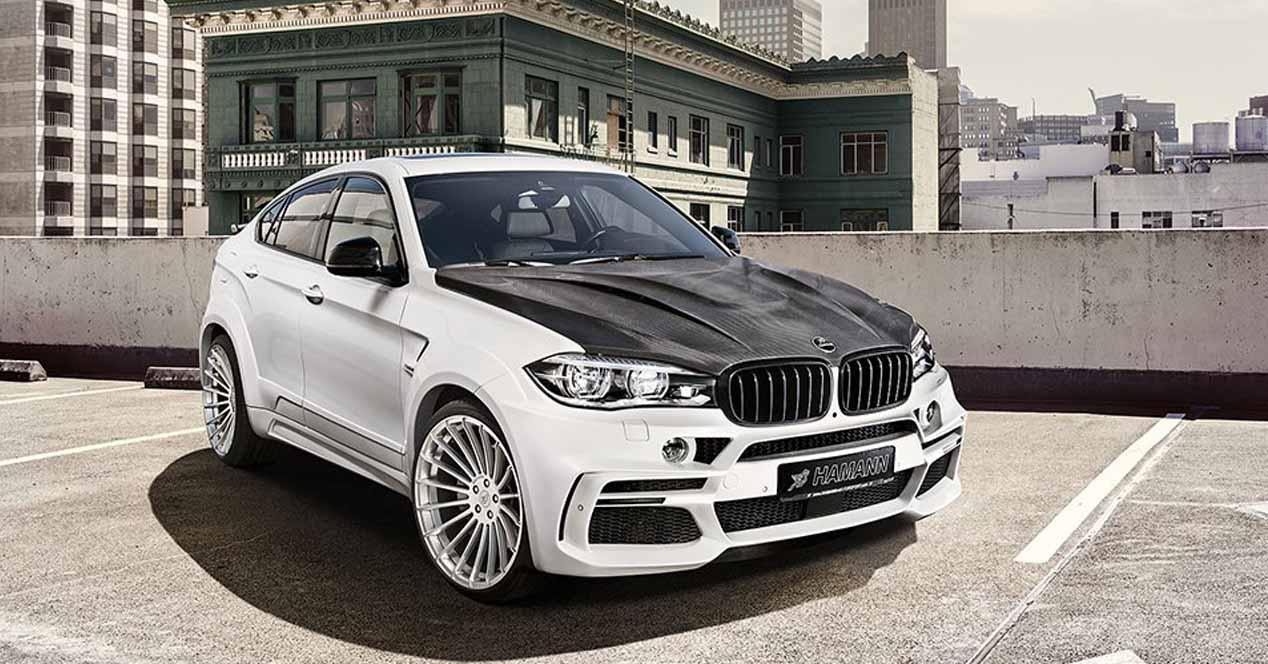 BMW X6 M50d Hamann 1
