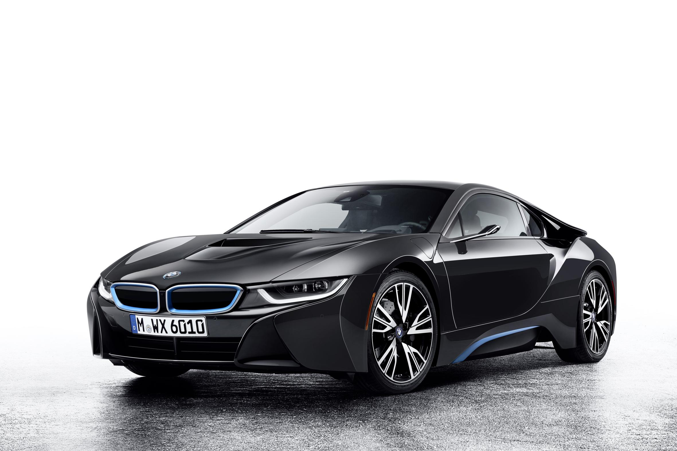 BMW i8 Mirrorless 1