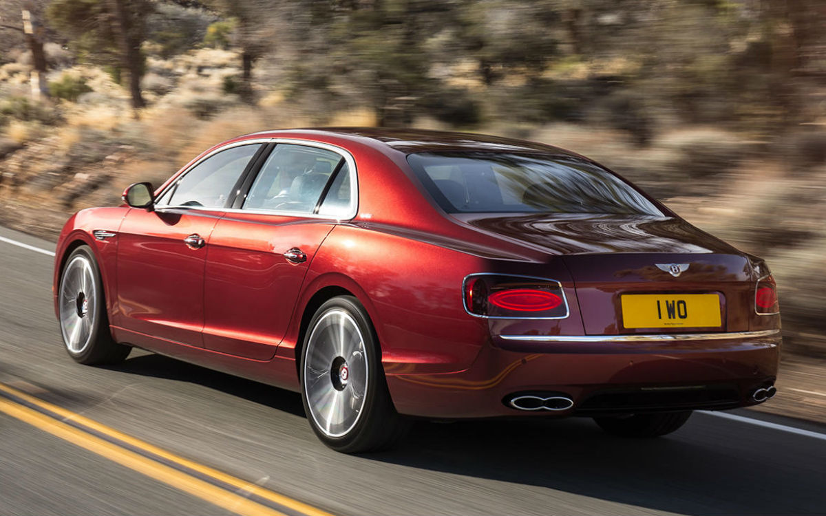 Bentley Flying Spur V8 S 2