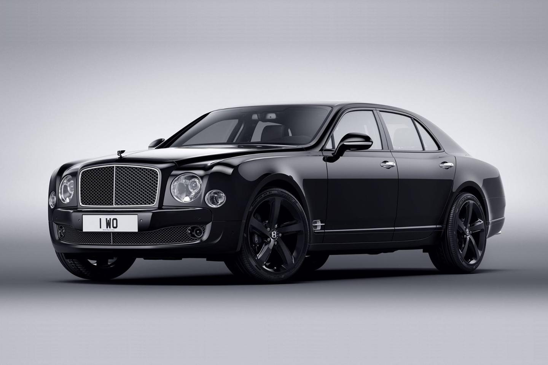 Bentley Mulsanne Speed Beluga Edition 1