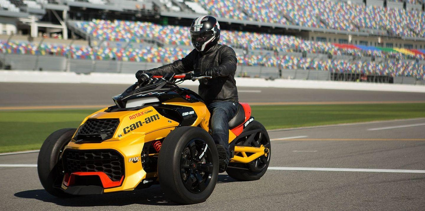 Can-Am Spyder F3 Turbo Concept 2