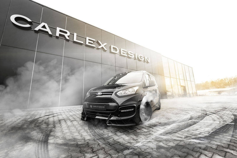 Ford Transit Connect Carlex Design 1