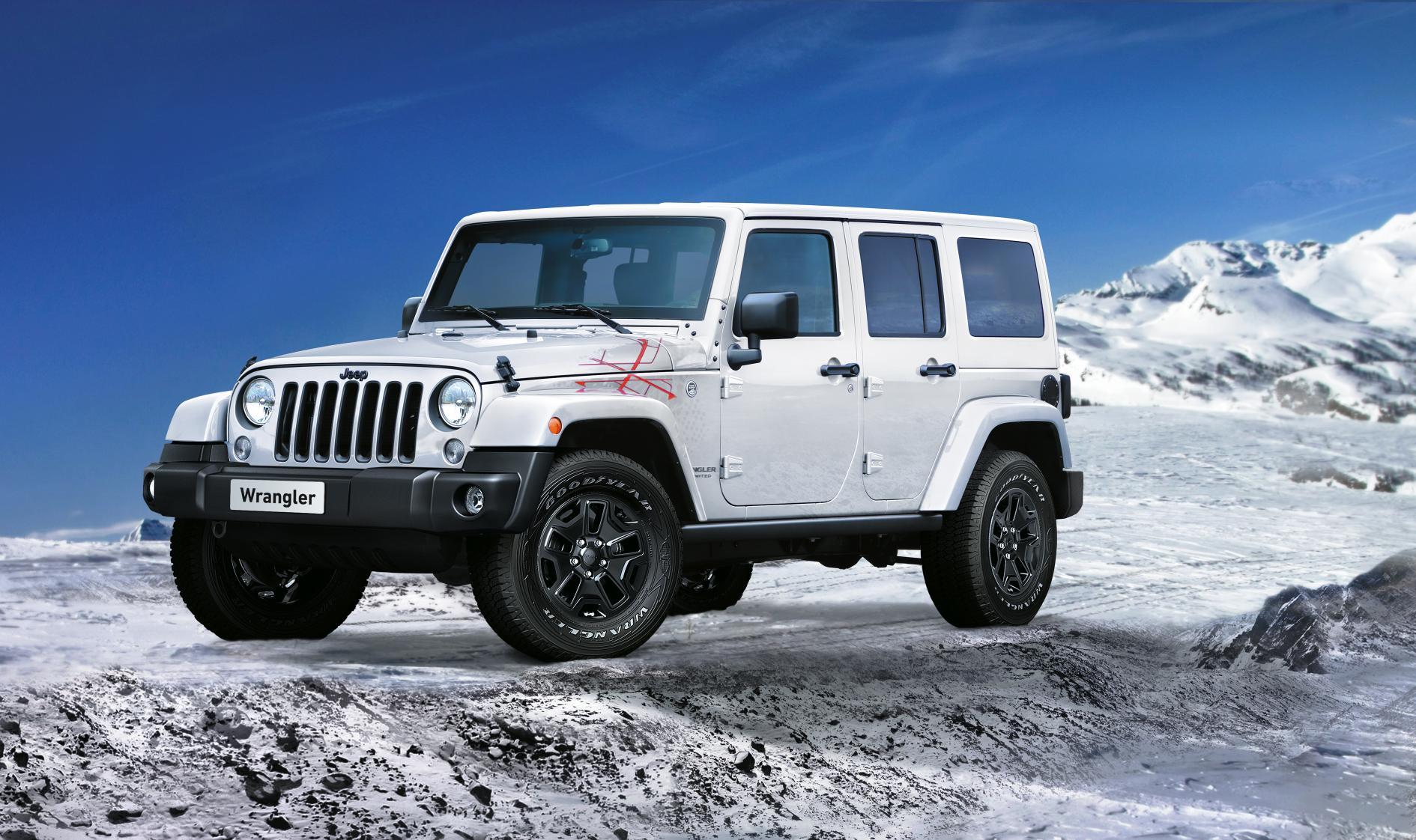 Jeep Wrangler Backcountry 1