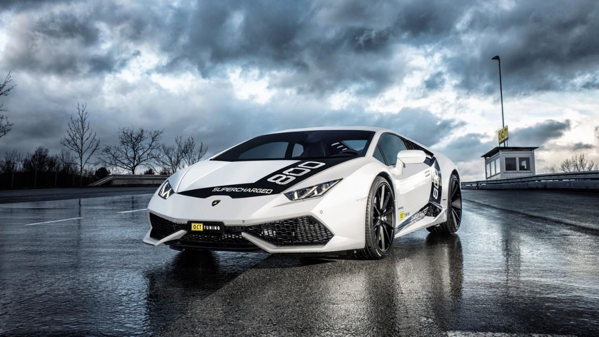 Lamborghini Huracan OCT Tuning 1
