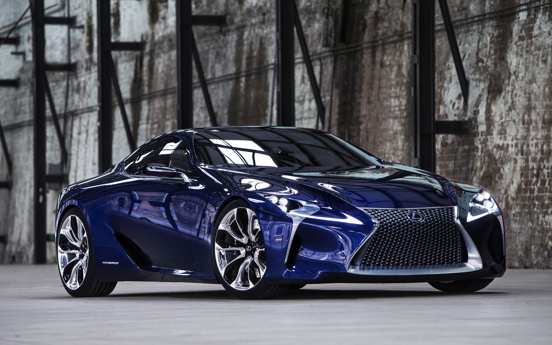 Lexus LC 500h 1