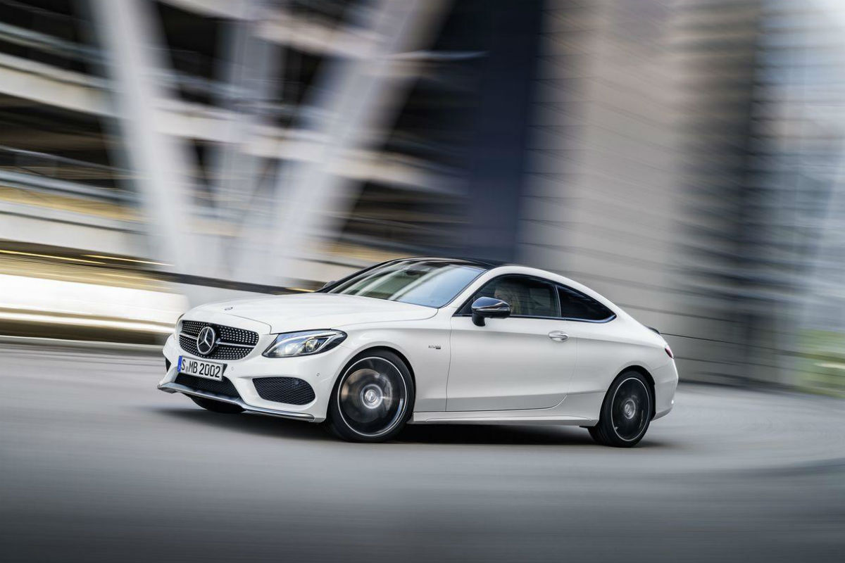 Mercedes AMG C43 4matic Coupe 1