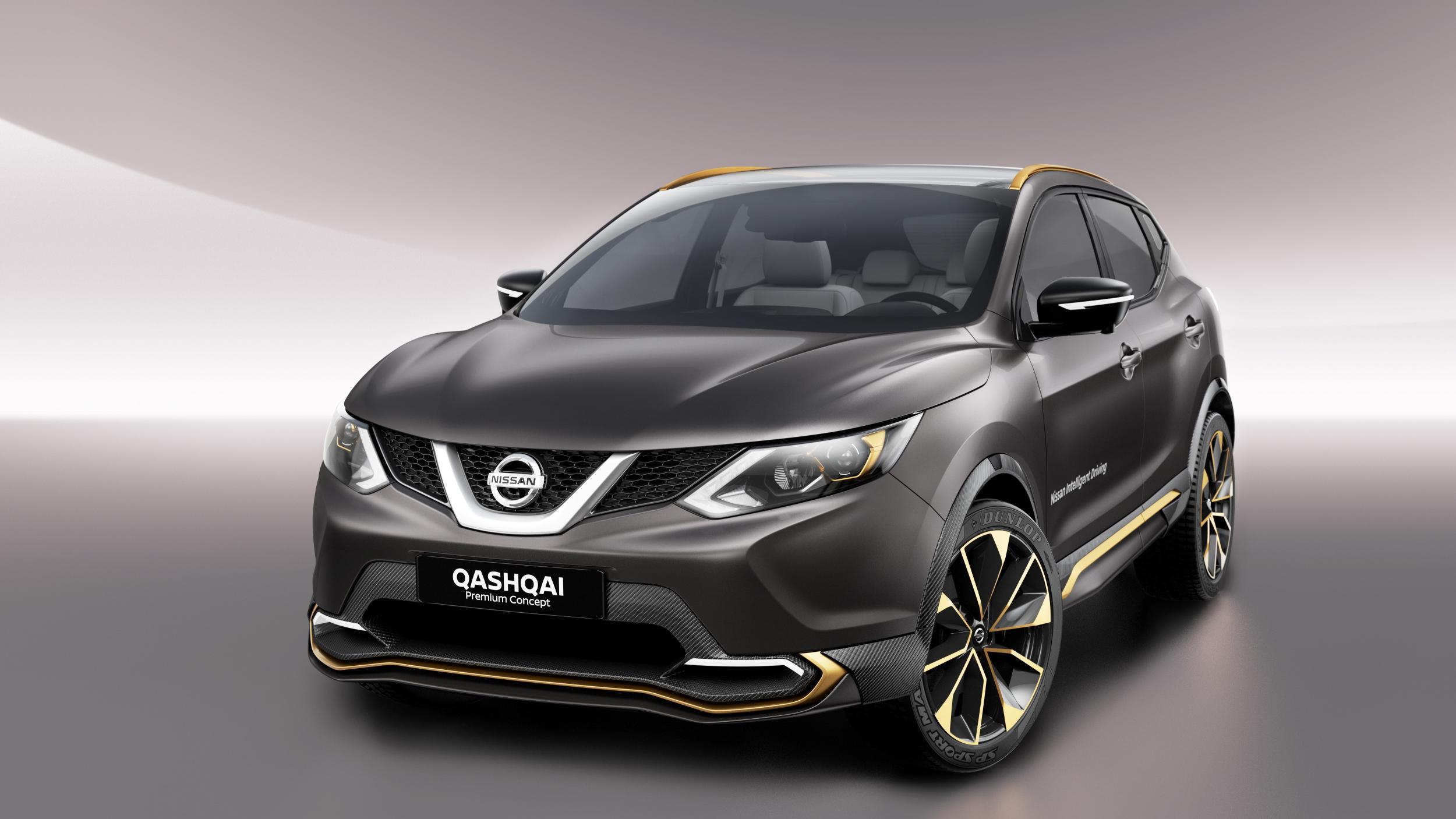 Nissan X-Trail Premium Concept 2