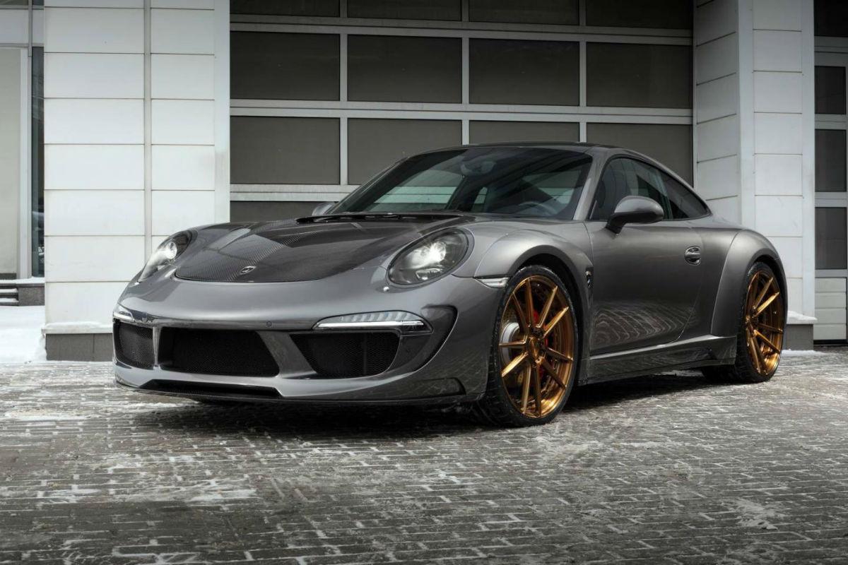 Porsche 911 Carrera 4S Stinger 1