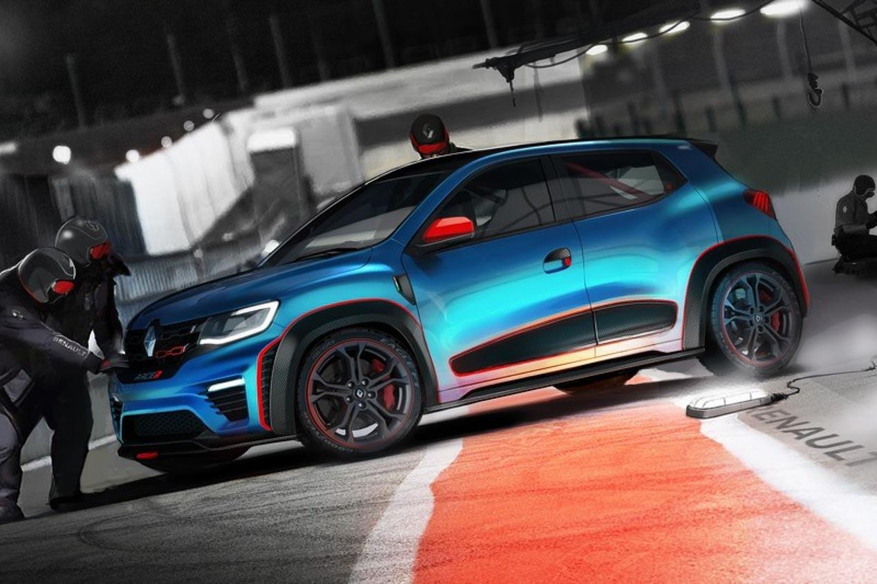 Renault Kwid Racer 1