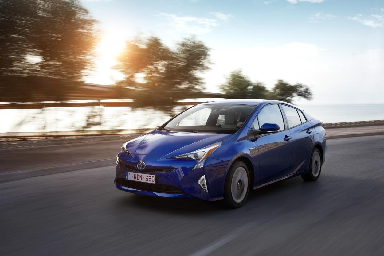 Nuevo Toyota Prius, un ex-taxista desde 29.900 euros